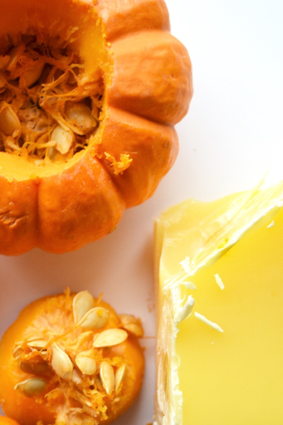 twineandtable pumpkin beeswax