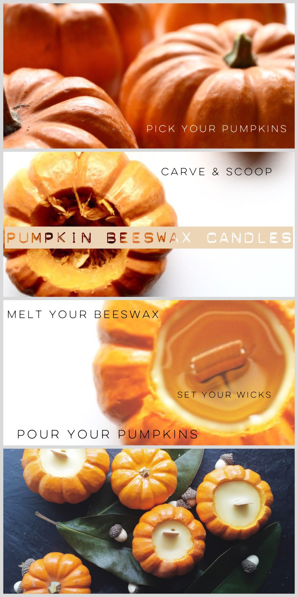 twineandtable pumpkin candles